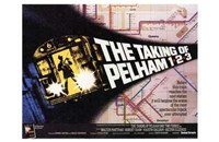 The Taking of Pelham One Two Three - Horizontal Wall Poster