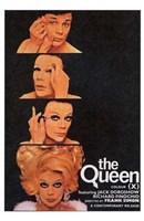 """The Queen - 11"""" x 17"""""""