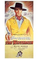 The Westerner Cowboy Wall Poster