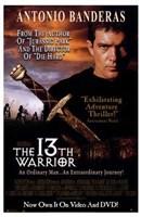 "The 13Th Warrior - 11"" x 17"", FulcrumGallery.com brand"