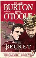 "Becket Richard Burton - 11"" x 17"", FulcrumGallery.com brand"