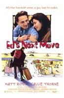 """Ed's Next Move - 11"""" x 17"""""""