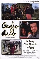 """Gadjo Dilo - 11"""" x 17"""""""
