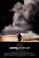 Saving Private Ryan - Man Walking Fine Art Print