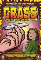 """Grass - 11"""" x 17"""", FulcrumGallery.com brand"""