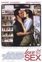 "Love Sex - 11"" x 17"" - $15.49"