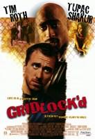 Gridlock'd Wall Poster