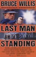 Last Man Standing Framed Print