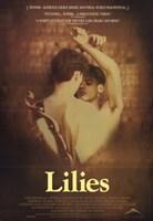 """Lilies - 11"""" x 17"""""""