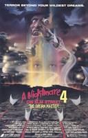 Nightmare on Elm Street 4: Dream Master Wall Poster