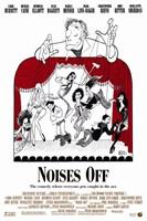 """Noises Off - 11"""" x 17"""""""