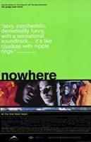 "Nowhere - 11"" x 17"""