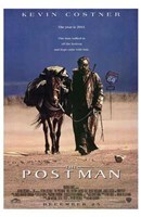 The Postman Wall Poster