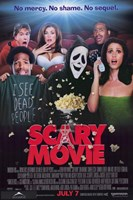 "11"" x 17"" Scary Movie"