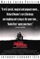 "Radio Flyer Film Poster - 11"" x 17"""