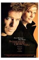 """The Thomas Crown Affair - couple - 11"""" x 17"""""""