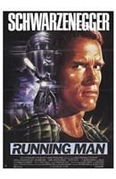 "The Running Man - 11"" x 17"""