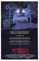 "Amityville 2: the Possession - 11"" x 17"""
