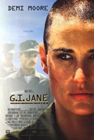 Gi Jane Wall Poster
