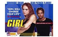 "Girl - 17"" x 11"", FulcrumGallery.com brand"