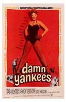 "Damn Yankees! - 11"" x 17"", FulcrumGallery.com brand"