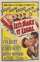 """Let's Make it Legal - 11"""" x 17"""""""