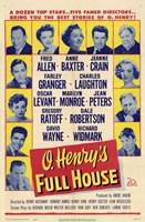 """O'henry's Full House - 11"""" x 17"""""""