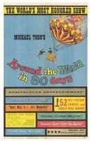 "Around the World in 80 Days Michael Todd - 11"" x 17"""