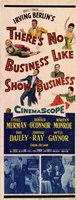 """There's No Business Like Show Business - 11"""" x 17"""""""