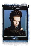 The Portrait of a Lady Nicole Kidman Wall Poster