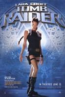 """Lara Croft: Tomb Raider Film - 11"""" x 17"""""""