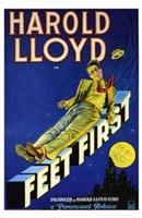 "Feet First The Film - 11"" x 17"""