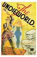 "The Undieworld - 11"" x 17"""