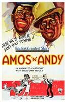 "Amos 'N' Andy Cartoons - 11"" x 17"" - $15.49"