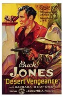 Desert Vengeance Buck Jones