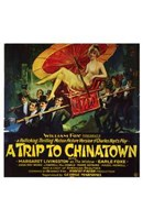 """Trip to Chinatown  a - 11"""" x 17"""" - $15.49"""