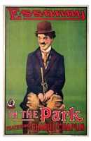 in the Park Wall Poster