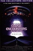 Close Encounters of the Third Kind You Are Not Alone Framed Print