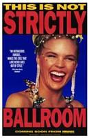 "Strictly Ballroom Tina Sparkle - 11"" x 17"""