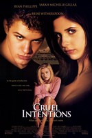 Cruel Intentions Wall Poster
