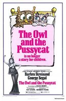 The Owl and the Pussycat Wall Poster