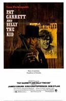 "Pat Garrett and Billy the Kid - 11"" x 17"" - $15.49"