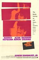 """Wait Until Dark Audrey Hepburn - 11"""" x 17"""""""