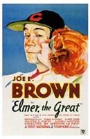 "Elmer the Great - 11"" x 17"""