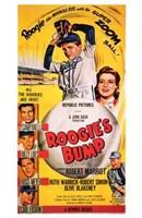 """Roogie's Bump - 11"""" x 17"""""""