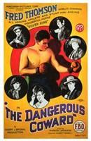 """The Dangerous Coward - 11"""" x 17"""""""