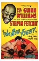 """The Big Fight - 11"""" x 17"""""""