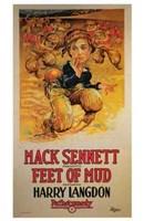 """Feet of Mud - 11"""" x 17"""""""