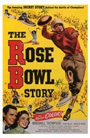 "The Rose Bowl Story - 11"" x 17"" - $15.49"