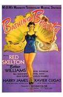 """Bathing Beauty - 11"""" x 17"""" - $15.49"""